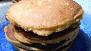Easy Healthy Pumpkin Pancake Recipe by Healthy Pumpkin Banana Pancakes Paleo Option Recipe Allrecipes Com
