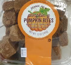 Starbucks Pumpkin Scones Calories by The Quick U0026 Dirty On Trader Joe U0027s 60 Pumpkin Products
