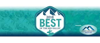 2018 Best of the Mid Valley Good