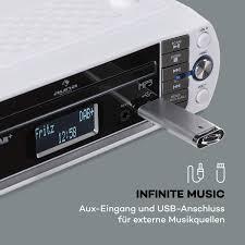 dab pll fm radio cd mp3 player bluetooth aux usb 40