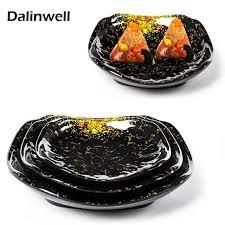 cuisine cor du sud japon et corée du sud style imitation porcelaine sushi bar plaques