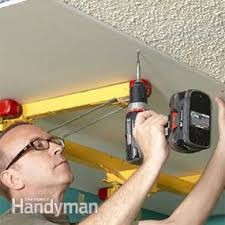 Sheetrock Over Ceiling Tiles by Why Remove Popcorn Ceiling When You Can Cover It With Drywall