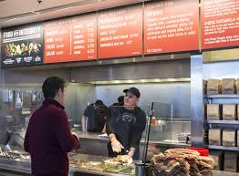 Chipotle Halloween Special Hours by Amazon Looks To Deliver Shake Shack Chipotle Amid Food Push San