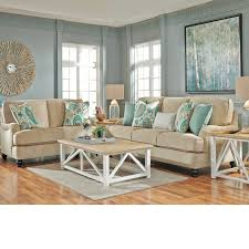 Coastal Living Bathroom Decorating Ideas by Sandy Beige And Blue Living Room Http Www Beachblissdesigns