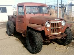 Truck For Sale: Jeep Willys Truck For Sale