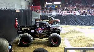 Bad Boy Bigfoot V.S Black Jack Monster Truck Racing Cape Girardeau ... Monster Trucks Lesleys Coffee Stop Highenergy Trucks Compete In Sumter The Item Show Editorial Stock Photo Image Of Annual 1109658 Monster Truck North By Northwest Pinterest Jam Vacationing With Kids Atlanta Motorama To Reunite 12 Generations Bigfoot Mons Rod Ryan Show Wiki Fandom Powered Wikia Tmb Tv Original Series Episode 61 Toughest Truck Tour Extreme 1109933 Kills Three At Dutch Officials Shutter Warrior