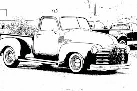Free Coloring Sheets Pictures Of Vintage Cars For Kids Bring A Little Bit Nostalgia To Your Next Family Gathering