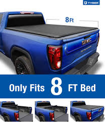 100 Truck Bed Covers Roll Up 201419 SilveradoSierra 8 Soft Tonneau Cover