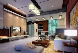 Living Room Lighting Ideas Rendering