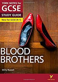 Blood Brothers York Notes For GCSE 9 1