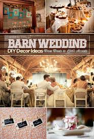 DIY Barn Wedding Ideas From Treats To Little Accent