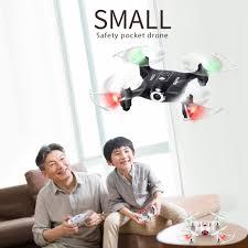 Syma X21W Wifi FPV Mini Drone With Camera Live Video LED