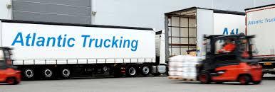 100 Atlantic Trucking Vi Styrkes Af Tilfredse Kunder