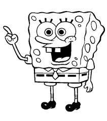 Free Spongebob Coloring Pages Printable Kids Colouring In