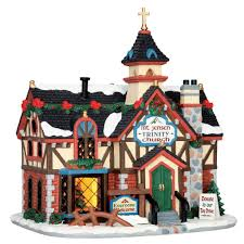 Lemax Halloween Houses 2015 by Lemax 55942 Rustic Church Gift Spice