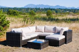 Kontiki Patio Furniture Canada by Sectional Patio Furniture Sets
