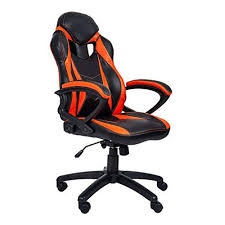 Merax Ergonomic Gaming Chair Leather Adjustable Executive High Back Swivel  Office Chair - Orange Replica Charles Ray Eames Pu Leather High Back Executive Office Chair Black Stanton Mulfunction By Bush Business Fniture Merax Ergonomic Gaming Adjustable Swivel Grey Sally Chairs Guide How To Buy A Desk Top 10 Soft Pad Annaghmore Fduk Best Price Guarantee We Will Beat Our Competitors Give Our Sales Team A Call On 0116 235 77 86 And We Wake Forest Enthusiast Songmics With Durable Stable Height Obg22buk Rockford Style Premium Brushed Alinium Frame