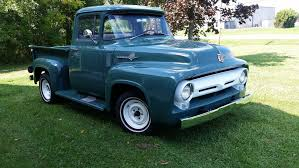 1950s Ford Truck - S & S Auto Body Of Clarence Inc. 1951 Ford F1 Gateway Classic Cars 7499stl 1950s Truck S Auto Body Of Clarence Inc Fords Turns 65 Hemmings Daily Old Ford Trucks For Sale Lover Warren Pinterest 1956 Fart1 Ford And 1950 Pickup Youtube 1955 F100 Vs1950 Chevrolet Hot Rod Network Trucks Truckdowin Old Truck Stock Photo 162821780 Alamy Find The Week 1948 F68 Stepside Autotraderca