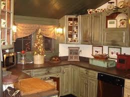 Primitive Decor Kitchen Cabinets by 175 Best Primitive Kitchens Images On Pinterest Primitive