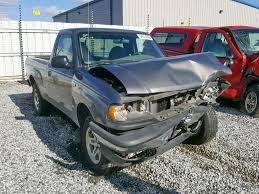 100 1999 Mazda Truck B2500 For Sale At Copart Spartanburg SC Lot 54214288