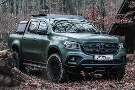 100 Hunting Trucks MercedesBenz XClass Gruma Hunter Pickup Truck HiConsumption