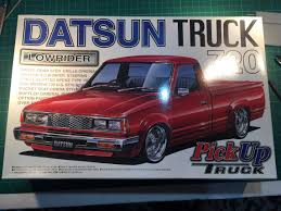 Datsun 720 Lowrider (FINISHED) - KiwiModeller .COM Datsun Truck Agr Ratsun Ums Eng Ngd Butor Restorat Parts San Kup Ute Nz Posts Facebook Aoshima 1 24 720 Cal Look Single Cab Short Body Pickup Round 2 Mpc 125 1975 620 The Sprue Lagoon B210 Brake Booster Pretty Car Ford Dealer King Kong 1978 6x6 Deans Hobby Stop Colctable Model Car Truck Motocycle Kits Your Favorite Type Year Of Oldnew School Pickup Questions What Is It Worth Cargurus 520 Oem Original Owners Manual Rare 6672 67 68 69 1970 71 Wikiwand Pickapart Recycled Auto Parts In Stafford And Fredericksburg
