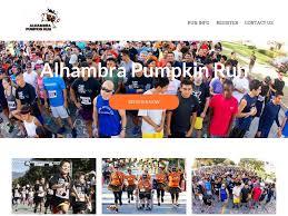 Great Pumpkin 10k 2017 by Alhambra Pumpkin Run Alhambra Ca Oct 22 2017
