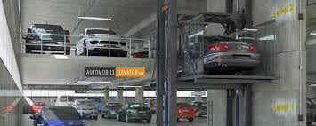 100 Car Elevator Garage Automobile Lift Residential Lift Get Your Fee