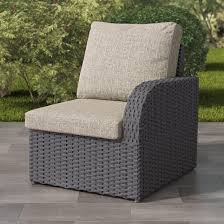 CorLiving Brisbane Weather Resistant Wicker Right Arm Patio ... Scab Outdoor Chair Lisa Waterproof 2861 Ze Wp 88 Upcycled Outdoor Fniture Weather Resistant China Weather Resistant Rattan Wicker Alinum Chair In Polypropylene And Polycarbonate Idfdesign Amazoncom Uheng 6 Pack Patio Cushions With A Nurse And Nerd Weatherproofing The Adirondacks Wood Glamorous Parsons Ding Chairs Target John Set 2018 Adirondack Porch Deck Fniture All Proof From Hongxlin21 7538 Dhgatecom Heavyduty Round Table Garden Metal Cast Restaurant Buy Stylish Weatherproof Lovable Teak 2 Pcs 217x236x35