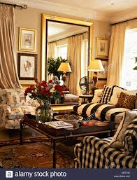 A Traditional, Yellow Sitting Room, Upholstered Armchairs ... Indoor Chairs Living Room With Arms Leather Chair Best Quality Rattan Wicker Upholstery Fniture Ideas Top Bathroom To Make Fancy Tufted Accent For Charming Your Elegant Classic Arm High Fabric Leisure Buy Chairsofa Chairsolid Wood French Acrylic Legs Rivet Chesterfield Single Seater Sofa Details About Armchairs Linen Blue Amazoncom Monowi Velvet Classy Upholstered Glider Rocker A Traditional Yellow Sitting Room Upholstered Armchairs
