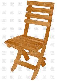 100 Folding Chair Art Wooden Folding Chair Vector Illustration Of Objects Arkela 39749