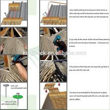 cape reed thatch tiles synthetic thatch roofing buy thatch tiles