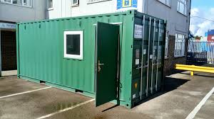 100 Shipping Container Conversions For Sale 20ft Converted Open Plan Office Conversion