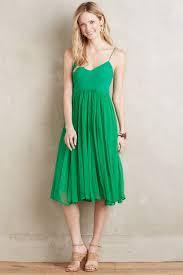hd in paris marana chiffon dress in green lyst