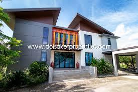 100 Modern House 3 HS1460 Beautiful Modern House With Paddy Fields Panorama
