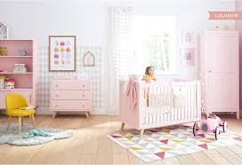 chambre de fille bebe chambre bébé déco styles inspiration maisons du monde