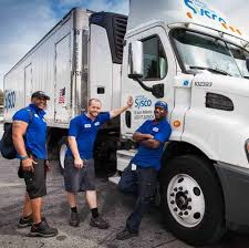 100 Sysco Trucking Food Distribution Driver Pay Scale