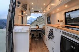 100 Vans Homes Converted Camper Van Is A Cozy Home On Wheels Curbed