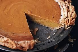 Storing Pumpkin Pie by Spiced Pumpkin Phyllo Pie Recipe Epicurious Com