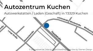 autozentrum kuchen hauptstraße in kuchen autowerkstätten