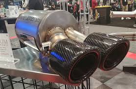 100 Exhaust Systems For Trucks SEMA 2017 Billy Boat Make Vettes More Exotic