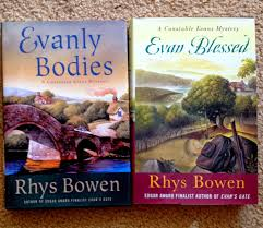 The Constable Evans Mysteries By Rhys Bowen Evanly Bodies Evan Blessed 5 For Individual Books 8 Both