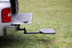 TwiStep Pick-Up Truck Hitch Step - WorkTrucksUSA