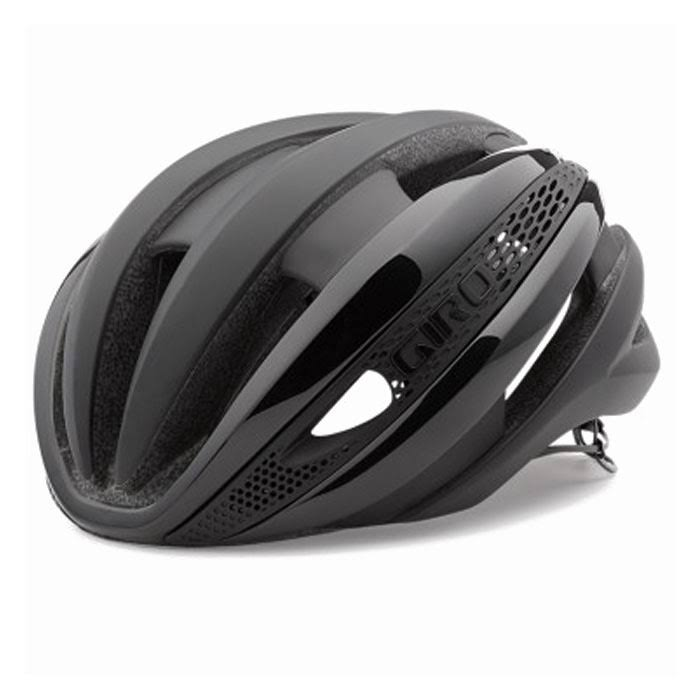 Giro 2017 Synthe MIPS Road Cycling Helmet - Matte Black, Small
