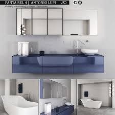 Bathroom Furniture Set Panta Rel 4