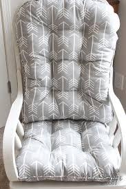 Glider Rocking Chair Cushions For Nursery by Best 25 Glider Rocking Chair Ideas On Pinterest Glider Rocker