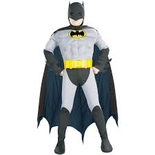 Long Halloween Batman Suit by Batman With Muscle Chest Toddler Child Costume Buycostumes Com