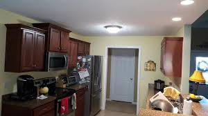 Hardwire Under Cabinet Lighting Video by Hardwiring Under Cabinet Lighting In Kitchen With Split Cabinets