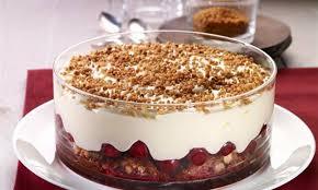 sahniges kirsch dessert