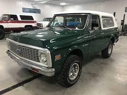 1971 Chevrolet K-5 Blazer | 4-Wheel Classics/Classic Car, Truck, And ...